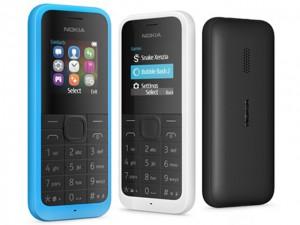 Dế sắp ra lò - Nokia 105 giá chỉ 400 nghìn đồng ra mắt