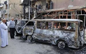 Thế giới - Nhà máy sản xuất bom xe lớn nhất của IS bị tiêu diệt