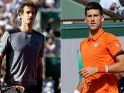 Tennis - TRỰC TIẾP Djokovic - Murray: Hủy diệt ở set cuối (KT)