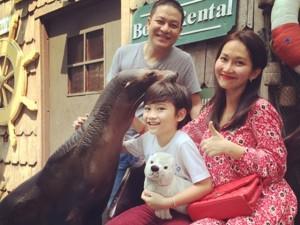 Kim Hiền: Con trai còn mong có em hơn cả bố mẹ
