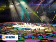 SEA Games 28 - Lễ khai mạc SEA Games 28: Hoành tráng và ấn tượng