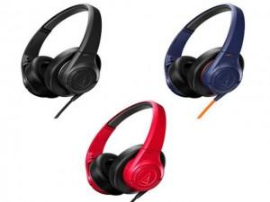 Audio-Technica trình làng tai nghe dây dẹp chống rối