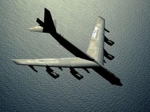 """Tin tức trong ngày - Mỹ điều 3 """"pháo đài bay"""" B-52 tập trận sát Nga"""