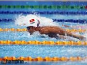 Các môn thể thao khác - Ánh Viên, Quý Phước thi nhau lập kỷ lục SEA Games mới