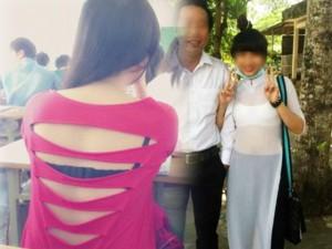 Thời trang - Kiểu mặc phản cảm của thiếu nữ Việt lại lên báo Thái