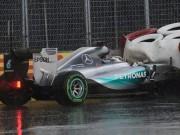 Đua xe F1 - Chạy thử Canadian GP: Mercedes thống trị