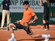 """Thể thao - Tin HOT 6/6: Nghi án Djokovic chơi """"tiểu xảo"""" Murray"""