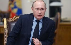 """Thế giới - Putin: Chỉ có kẻ mất trí mới sợ Nga """"đánh úp"""" NATO"""