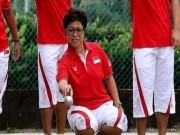 Các môn thể thao khác - Cô giáo tiếng Anh gần 50 tuổi vẫn dự SEA Games