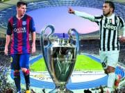Cup C1 - Champions League - TRỰC TIẾP Barca - Juventus: Đòn kết liễu (KT)