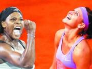 Tennis - TRỰC TIẾP Serena - Safarova: Vinh quang nhọc nhằn (KT)