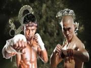 """Thể thao - """"Đại chiến"""" võ thuật, Muay Thái hạ Thiếu Lâm"""