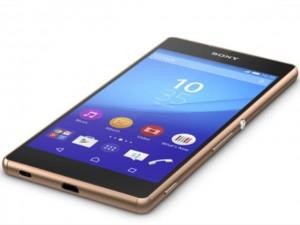 Cận cảnh Sony Xperia Z3+ giá khoảng 18,5 triệu đồng