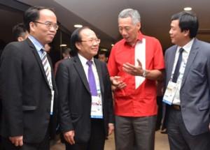 Thủ tướng Lý Hiển Long muốn sớm được thăm Sơn Đoòng