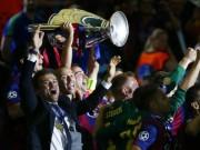 Tin bên lề bóng đá - Barca trên đỉnh vinh quang châu Âu