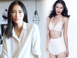 """Người mẫu - Hoa hậu - Trang Khiếu: """"Đại gia không khoái vòng 1 bé như tôi"""""""