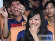 Bóng đá Tây Ban Nha - Fan Việt lạc giọng vì cú ăn 3 huyền diệu của Barca
