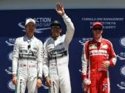 Thể thao - Phân hạng Canadian GP – Hamilton giành pole