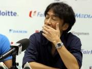 """Video bóng đá hot - Miura từ chối giải thích việc """"bỏ rơi"""" Công Phượng"""