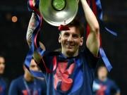 Cup C1 - Champions League - Barca vô địch C1: Messi vĩ đại nhờ biết hi sinh