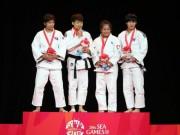 Thể thao - Giấu tang gia để con yên tâm giành HCV SEA Games