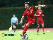 """Bóng đá Việt Nam - Miura nhắc """"Ronaldo Việt Nam"""" nên bớt diễn"""