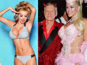 Thời trang - Người mẫu Anh tiết lộ ông trùm Playboy đã hết ăn chơi