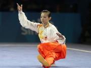 Võ thuật - Quyền Anh - Hot girl wushu Việt khoe sắc tại sàn đấu SEA Games