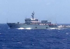 Tin tức trong ngày - Tàu cảnh sát biển Trung Quốc tấn công tàu cá Việt Nam
