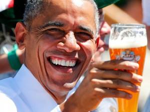 Tin tức trong ngày - Vì sao Obama uống một vại bia trước khi họp G7?
