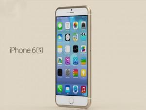 Điện thoại - iPhone 6S dùng vỏ nhôm siêu bền từ máy bay