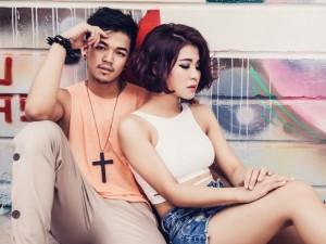 """Ca nhạc - MTV - Trọng Hiếu lạnh lùng bên """"cô nàng cá tính"""" Vietnam Idol"""