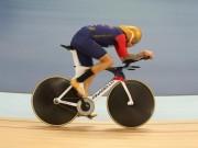 """Các môn thể thao khác - """"Người không phổi"""" phá kỷ lục đạp xe trong 1 giờ"""