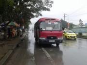 """Video An ninh - Bắt """"ông trùm"""" bảo kê xe khách tại Nghệ An"""