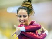 """Thể thao - """"Búp bê"""" Malaysia tỏa sáng trên sàn thể dục"""