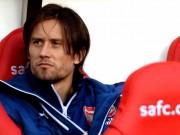 """Bóng đá - """"Công thần"""" Rosicky bất mãn với HLV Wenger"""