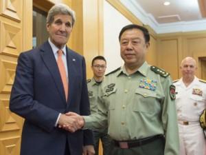 Thế giới - Nóng Biển Đông, 4 thượng tướng TQ sang thăm Mỹ