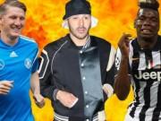 """Bóng đá - Pogba, Benzema và dàn """"bom tấn"""" sắp đổ bộ NHA"""