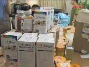 Sức khỏe đời sống - HN: Phát hiện lò sản xuất 20 tấn thực phẩm chức năng giả