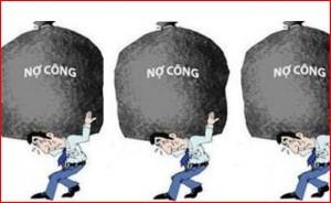Tài chính - Bất động sản - Nợ công cao - mối nguy lớn nhất của nền kinh tế