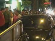 Video An ninh - Nổ súng giữa trung tâm Sài Gòn vây bắt tội phạm ma túy
