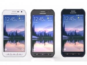 Dế sắp ra lò - Samsung trình làng Galaxy S6 Active siêu bền