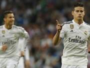 """Bóng đá - Real thời Benitez: """"Ông chủ mới"""" James Rodriguez"""