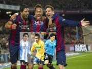 Sự kiện - Bình luận - Sau vinh quang C1, Messi, Neymar đối đầu Copa America
