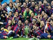 Cup C1 - Champions League - Barca & Enrique: Vĩ đại nhờ nền tảng vững chắc