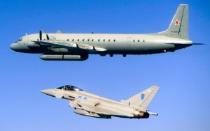 Tin tức trong ngày - Chiến đấu cơ Anh chặn 2 máy bay Nga trên biển Baltic