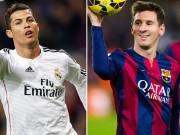 Tin bên lề bóng đá - Ở Mỹ, Ronaldo, Messi chỉ là vô danh