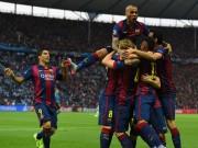 10 bàn đẹp nhất C1 2014/15: Barca thống trị, CR7 số 1