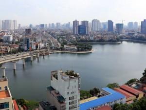 """Tin tức Việt Nam - Cận cảnh khu """"đất vàng"""", nơi nuôi cá chiếm chỗ công viên"""