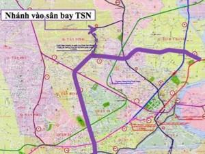 Tin tức Việt Nam - TP.HCM đề xuất tuyến metro nối với sân bay Tân Sơn Nhất